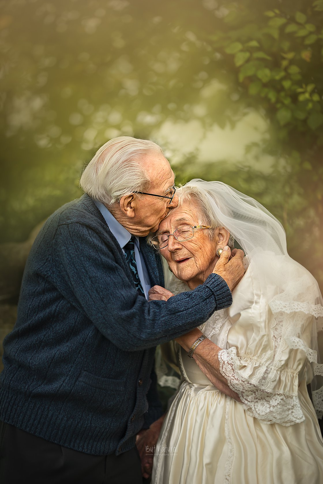 Old couples - Elderly photoshoot by Sujata Setia | But Natural Photography