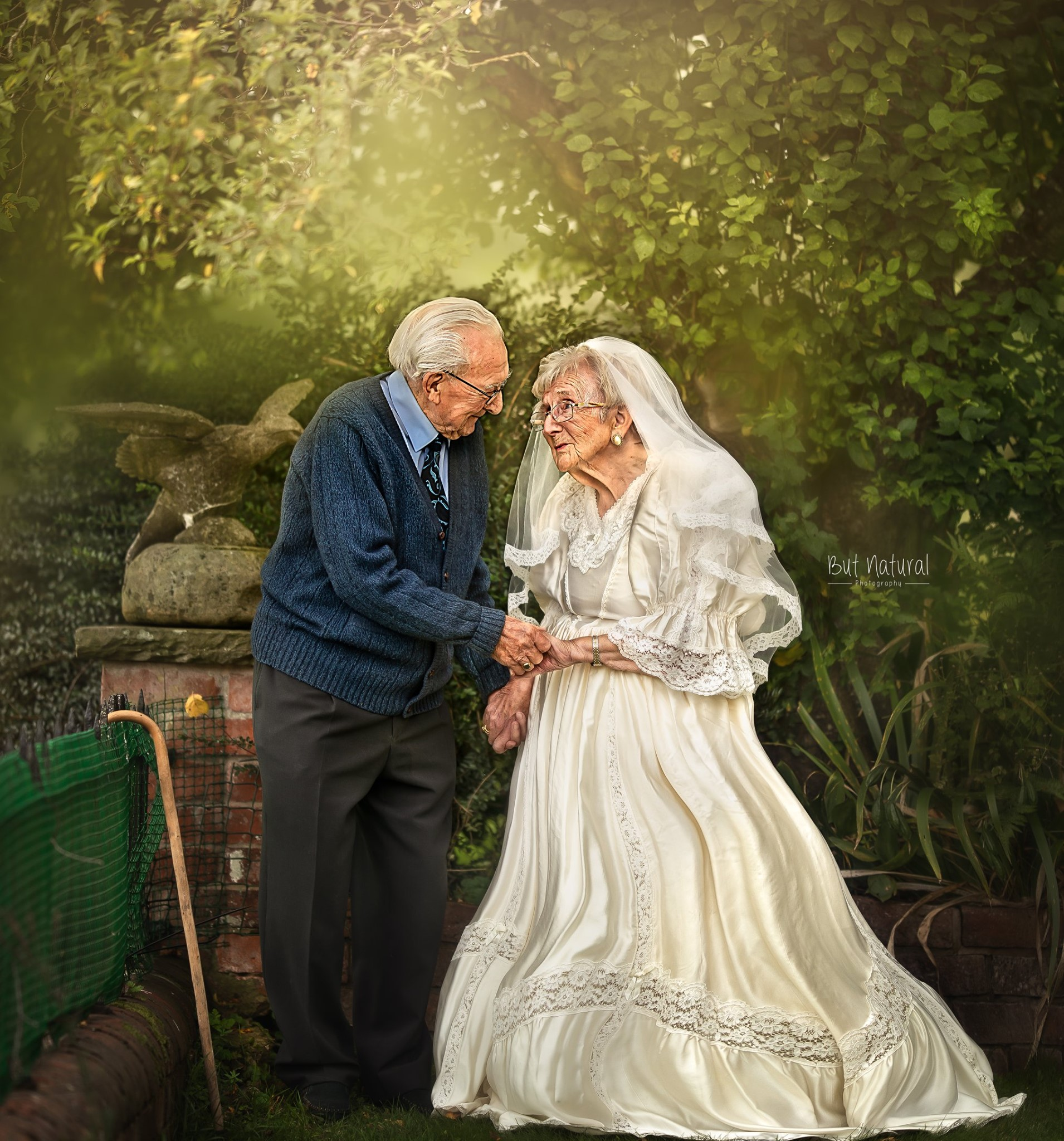 Elderly Photoshoot by Sujata Setia - But Natural Photography, London