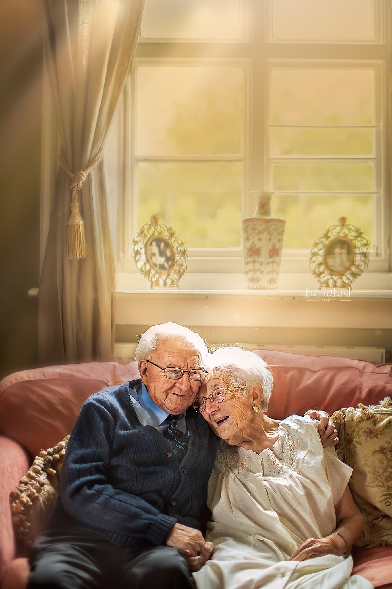 Senior couples | Elderly Photoshoot by Sujata Setia - But Natural Photography
