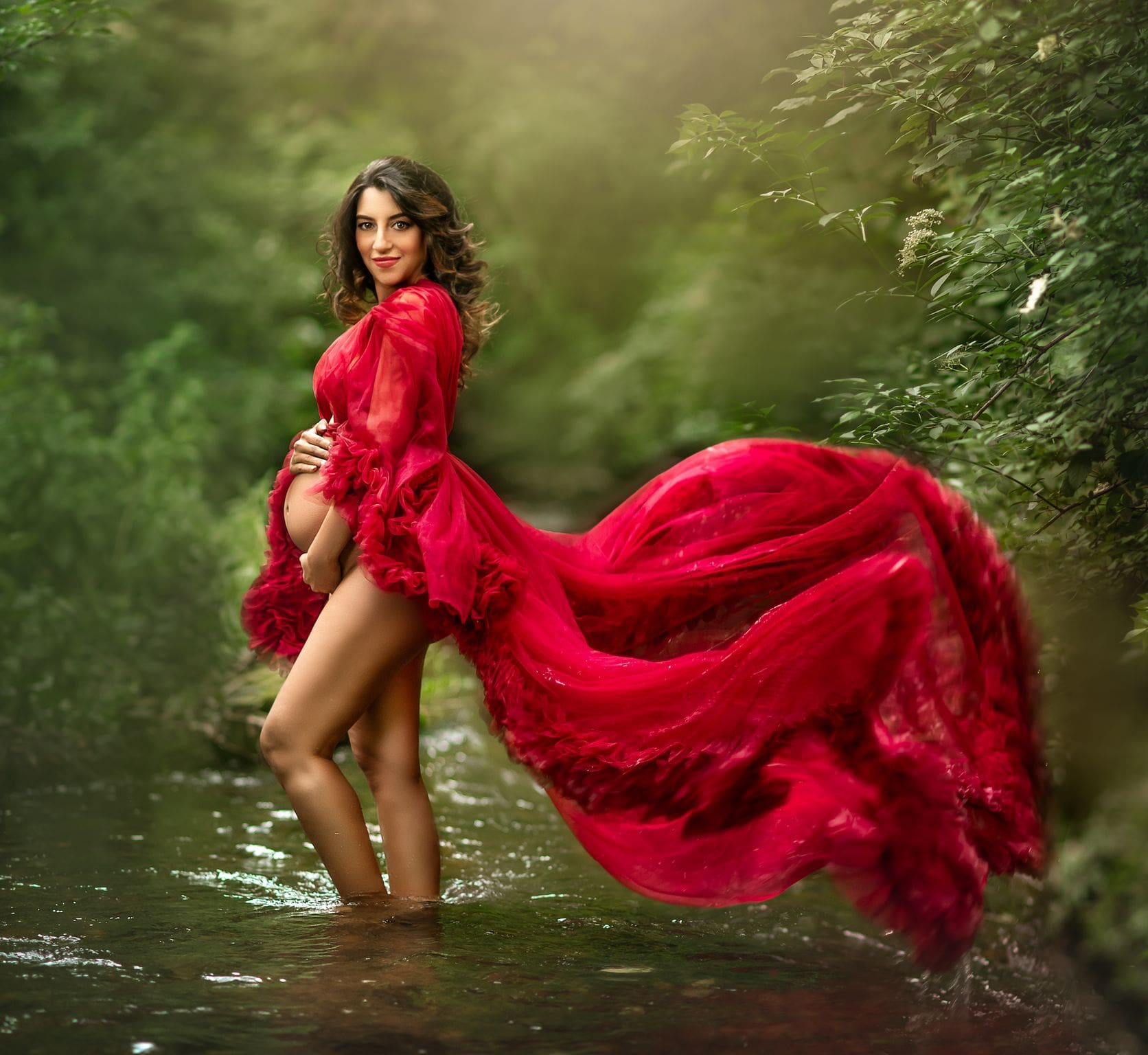 ideas for what to wear for maternity photoshoot But Natural Photography