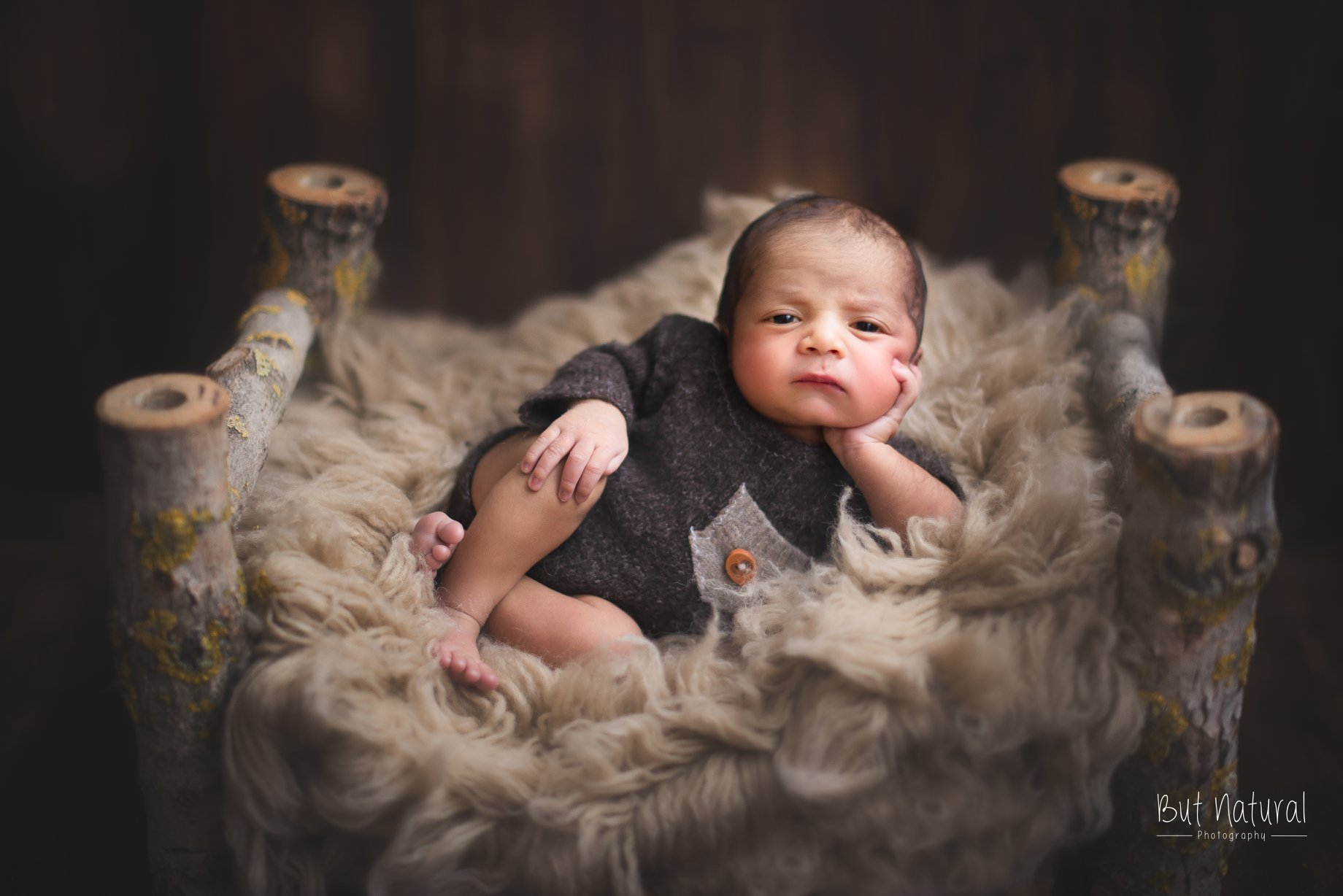 Newborn baby photoshoot by Sujata Setia   But Natural Photography